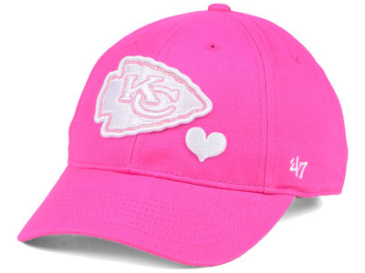 Kansas City Chiefs '47 NFL Girls Sugar Sweet MVP Cap