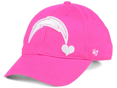 Los Angeles Chargers '47 NFL Girls Sugar Sweet MVP Cap
