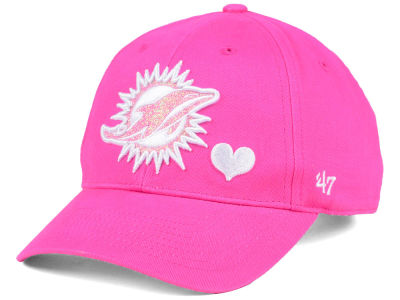 Miami Dolphins '47 NFL Girls Sugar Sweet MVP Cap