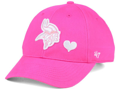 Minnesota Vikings '47 NFL Girls Sugar Sweet MVP Cap