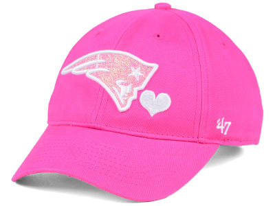 New England Patriots '47 NFL Girls Sugar Sweet MVP Cap
