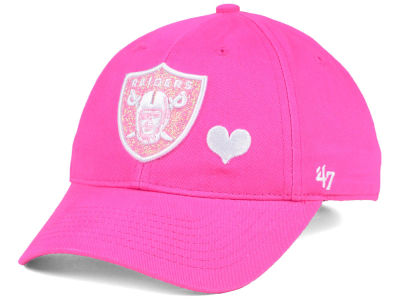 Oakland Raiders '47 NFL Girls Sugar Sweet MVP Cap