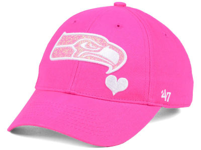 Seattle Seahawks '47 NFL Girls Sugar Sweet MVP Cap