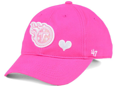 Tennessee Titans '47 NFL Girls Sugar Sweet MVP Cap