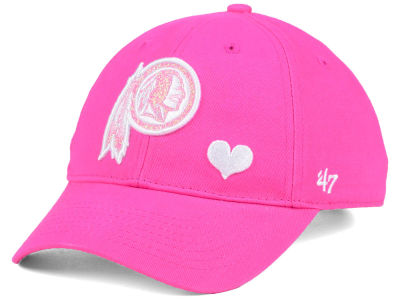 Washington Redskins '47 NFL Girls Sugar Sweet MVP Cap