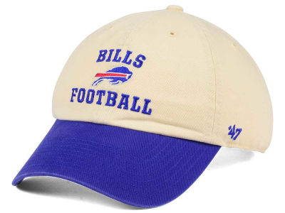 Buffalo Bills '47 NFL Steady Two-Tone CLEAN UP Cap