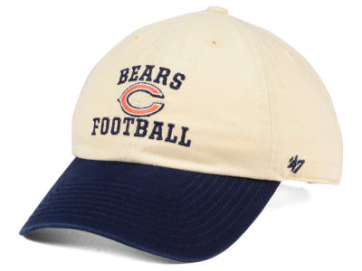 Chicago Bears '47 NFL Steady Two-Tone CLEAN UP Cap
