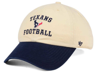Houston Texans '47 NFL Steady Two-Tone CLEAN UP Cap