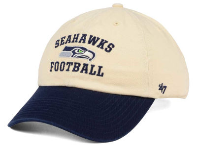 Seattle Seahawks '47 NFL Steady Two-Tone CLEAN UP Cap