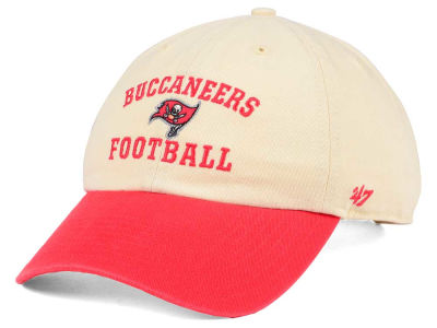 Tampa Bay Buccaneers '47 NFL Steady Two-Tone CLEAN UP Cap