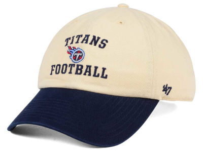 Tennessee Titans '47 NFL Steady Two-Tone CLEAN UP Cap