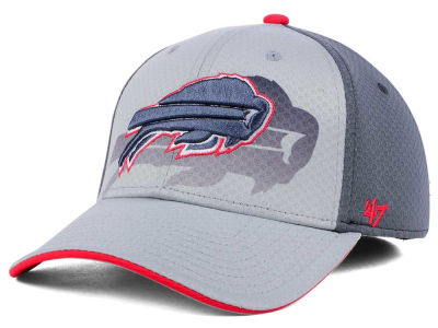 Buffalo Bills '47 NFL Greyscale Contender Flex Cap