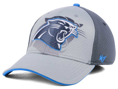 Carolina Panthers '47 NFL Greyscale Contender Flex Cap