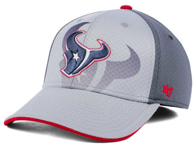 Houston Texans '47 NFL Greyscale Contender Flex Cap