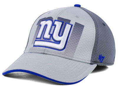 New York Giants '47 NFL Greyscale Contender Flex Cap