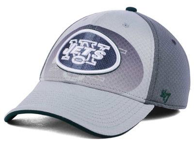 buy cheap 6039e 5a1ce New York Jets  47 NFL Greyscale Contender Flex Cap