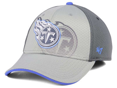 Tennessee Titans '47 NFL Greyscale Contender Flex Cap