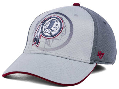 Washington Redskins '47 NFL Greyscale Contender Flex Cap