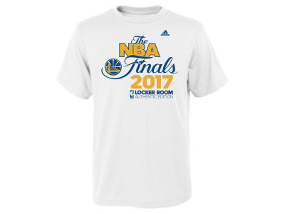 Golden State Warriors adidas 2017 NBA Youth Conference Champ T-Shirt