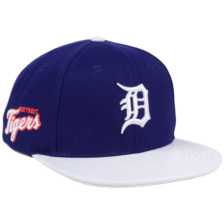 Detroit Tigers Pro Standard MLB Team White Strapback Cap