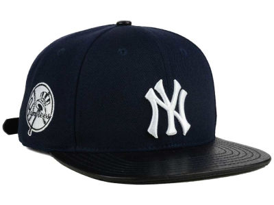 New York Yankees Pro Standard MLB Team White Strapback Cap