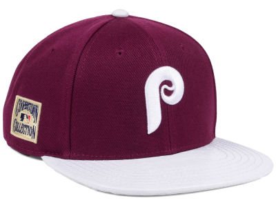 Philadelphia Phillies Pro Standard MLB Team White Strapback Cap