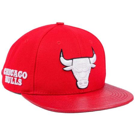Chicago Bulls Pro Standard NBA Team White Strapback Cap