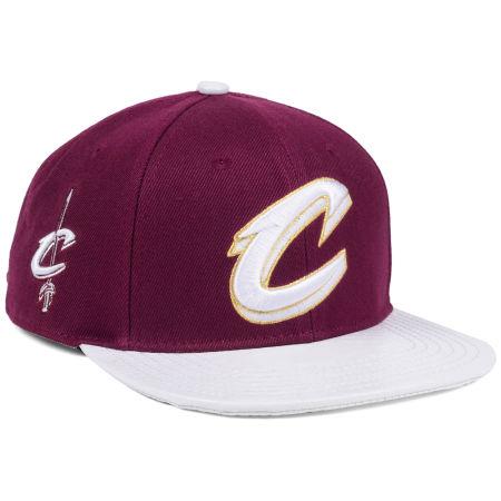 Cleveland Cavaliers Pro Standard NBA Team White Strapback Cap