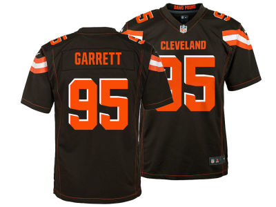 Cleveland Browns Myles Garrett Nike NFL Youth Game Jersey