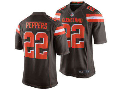 Cleveland Browns Jabrill Peppers Nike NFL Youth Game Jersey