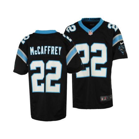Carolina Panthers Christian McCaffrey Nike NFL Youth Game Jersey