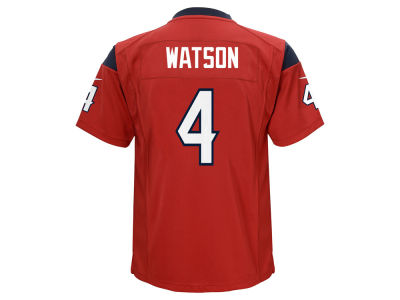 Houston Texans DeShaun Watson Nike NFL Youth Game Jersey b92ba587e