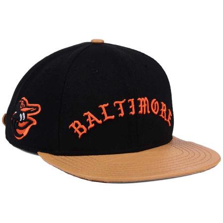 Baltimore Orioles Pro Standard MLB Old English Strapback Cap