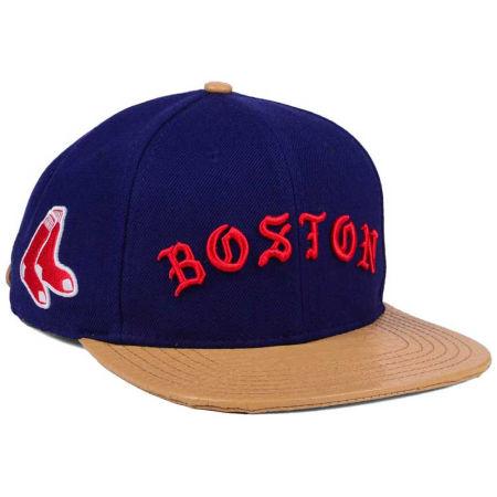 Boston Red Sox Pro Standard MLB Old English Strapback Cap