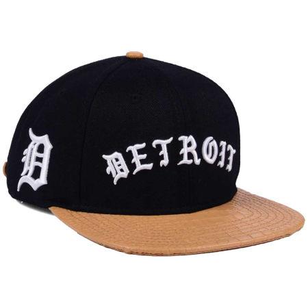 Detroit Tigers Pro Standard MLB Old English Strapback Cap
