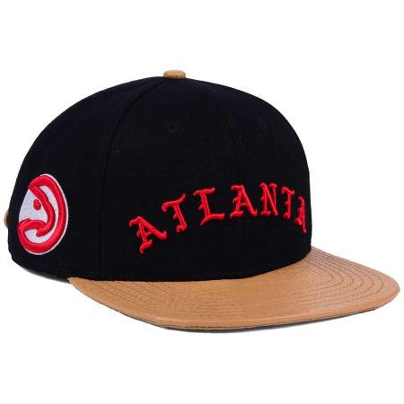 Atlanta Hawks Pro Standard NBA Old English Strapback Cap