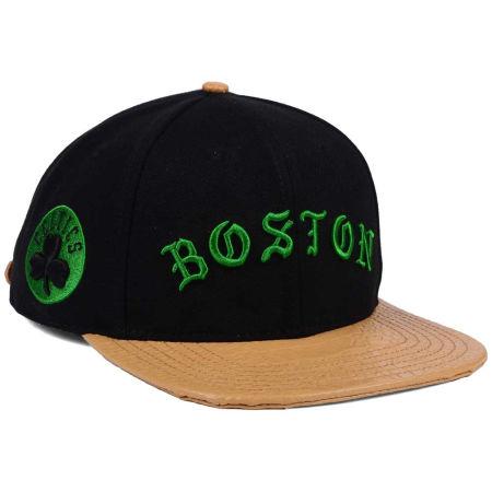 Boston Celtics Pro Standard NBA Old English Strapback Cap