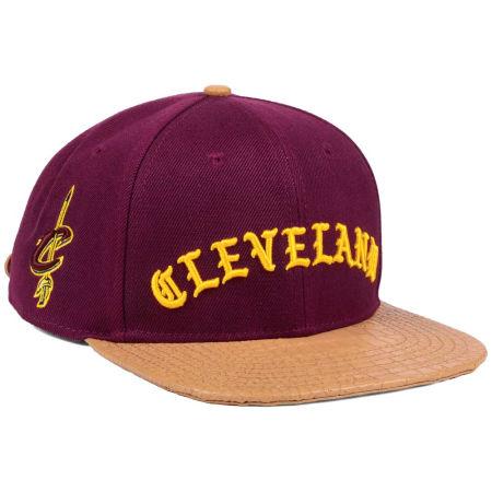 Cleveland Cavaliers Pro Standard NBA Old English Strapback Cap