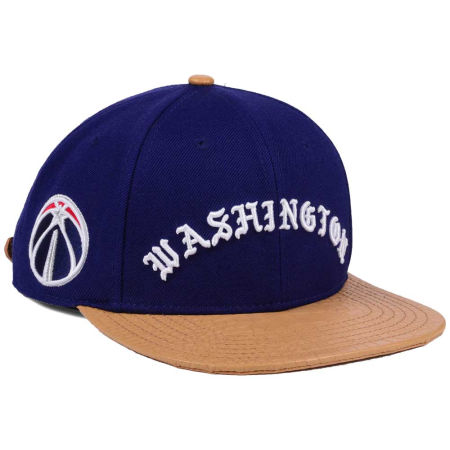 Washington Wizards Pro Standard NBA Old English Strapback Cap