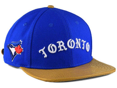 Toronto Blue Jays Pro Standard MLB Old English Strapback Cap