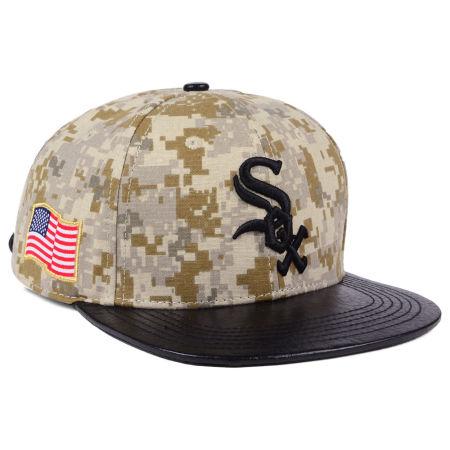 Chicago White Sox Pro Standard MLB Digi Camo Strapback Cap