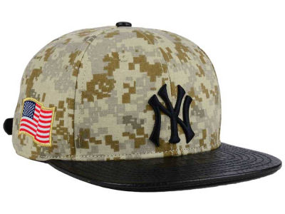 7ebd475f7ab New York Yankees Pro Standard MLB Digi Camo Strapback Cap