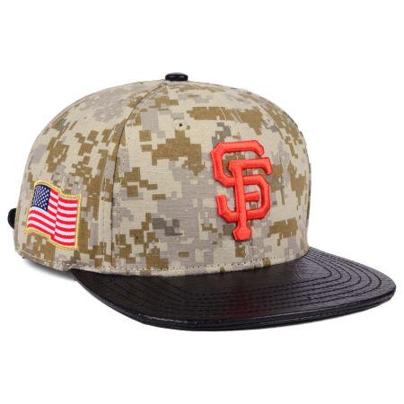 San Francisco Giants Pro Standard MLB Digi Camo Strapback Cap