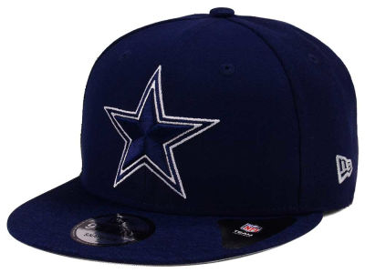 Dallas Cowboys New Era NFL Preffered Trick 9FIFTY Snapback Cap