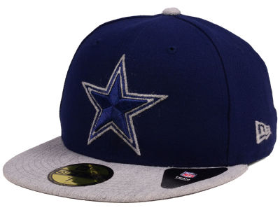 Dallas Cowboys New Era NFL Heather Fresh 59FIFTY Cap