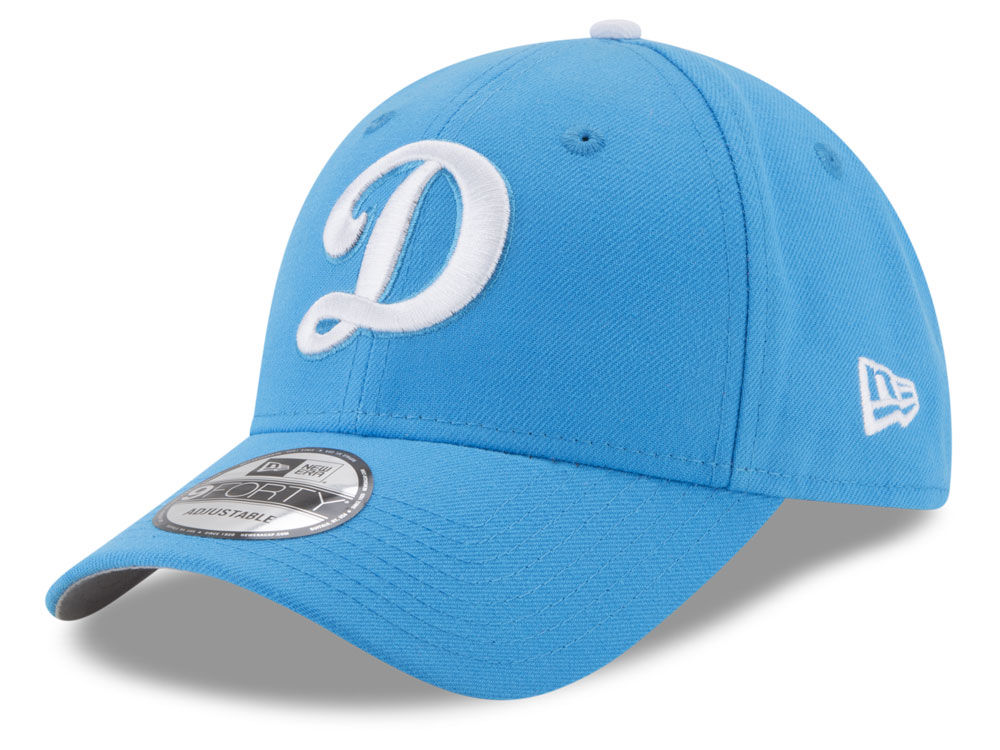 Los Angeles Dodgers New Era 2017 MLB Players Weekend 9FORTY Cap ... 67920403f5e