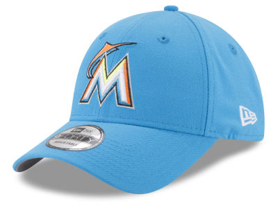 Miami Marlins New Era 2017 MLB Players Weekend 9FORTY Cap