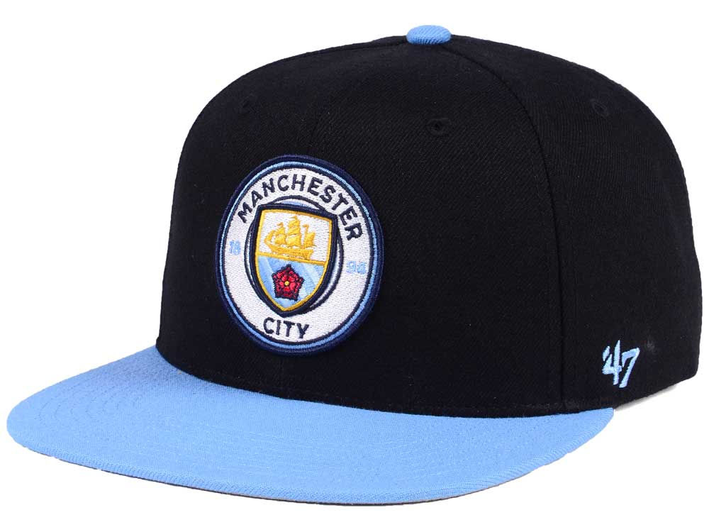 40976f5b888 Manchester City  47 EPL No Shot CAPTAIN Cap