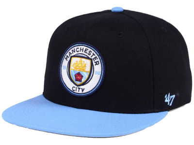 Manchester City '47 EPL No Shot CAPTAIN Cap