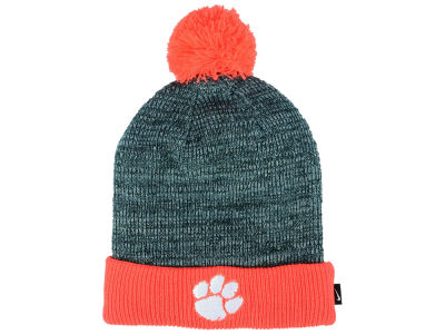 Clemson Tigers Nike NCAA Heather Pom Knit